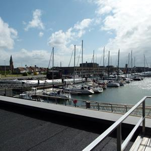 Westhinder Marina - THE BEST LOCATION IN ZEEBRUGGE HARBOUR